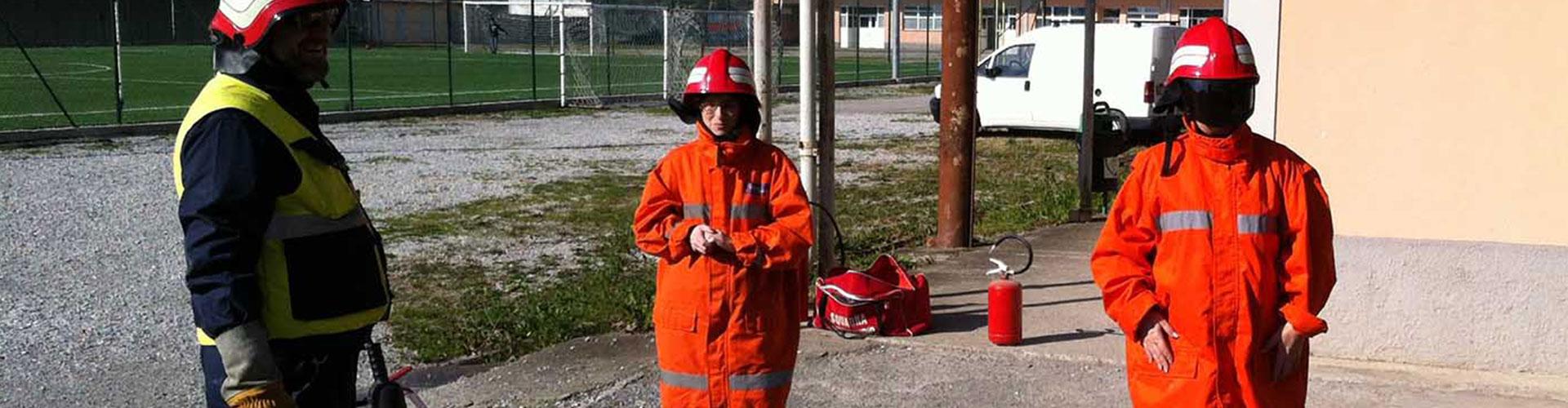 Corso di aggiornamento addetto antincendio in attività a rischio d'incendio medio (5 ore)
