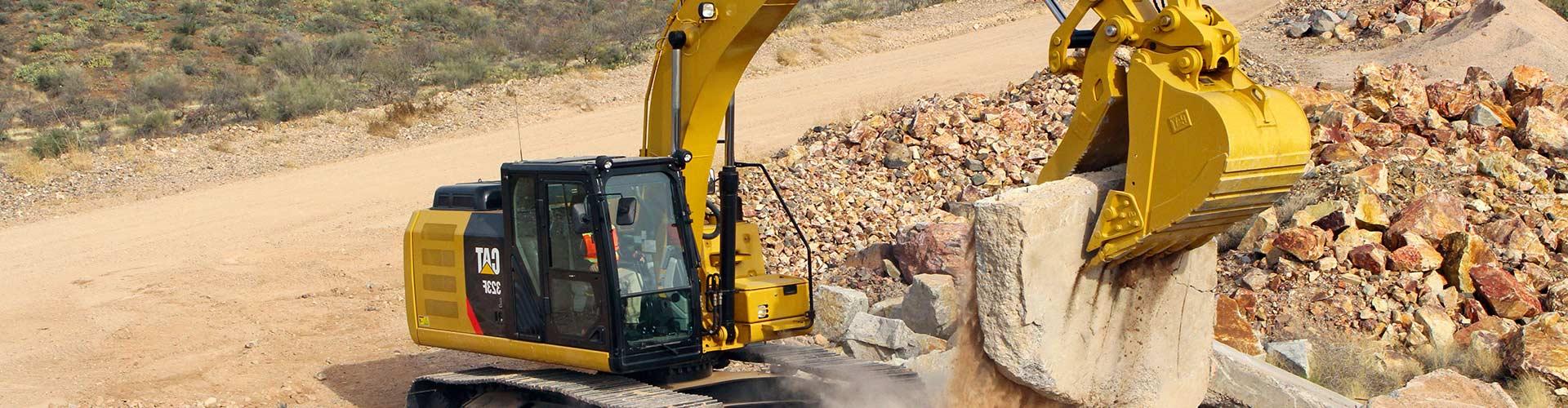 Corso di aggiornamento per addetto alla conduzione di escavatori idraulici