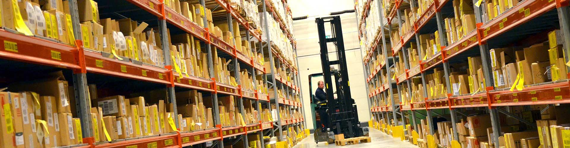 Corso di aggiornamento per lavoratori addetti alla conduzione di carrelli elevatori semoventi con conducente a bordo