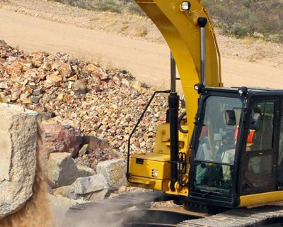 Addetto alla conduzione di escavatori idraulici