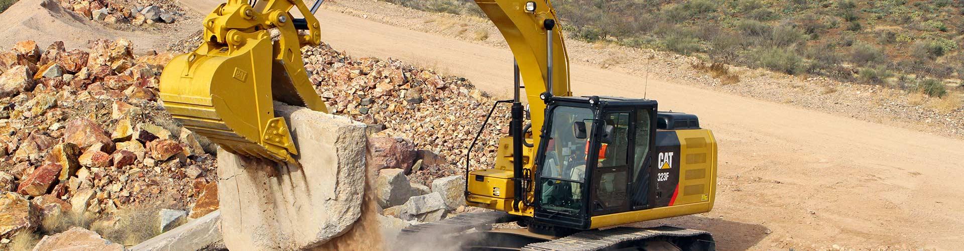 Corso per addetto alla conduzione di escavatori idraulici