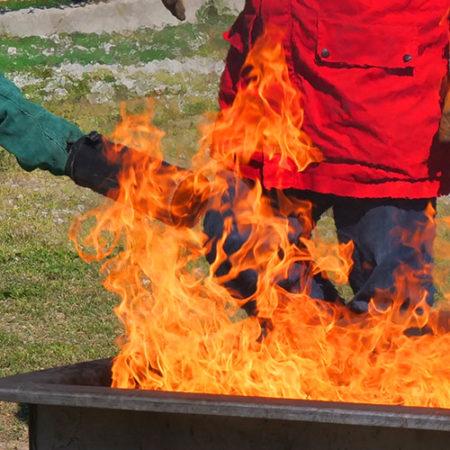 Addetto prevenzione incendi – rischio basso