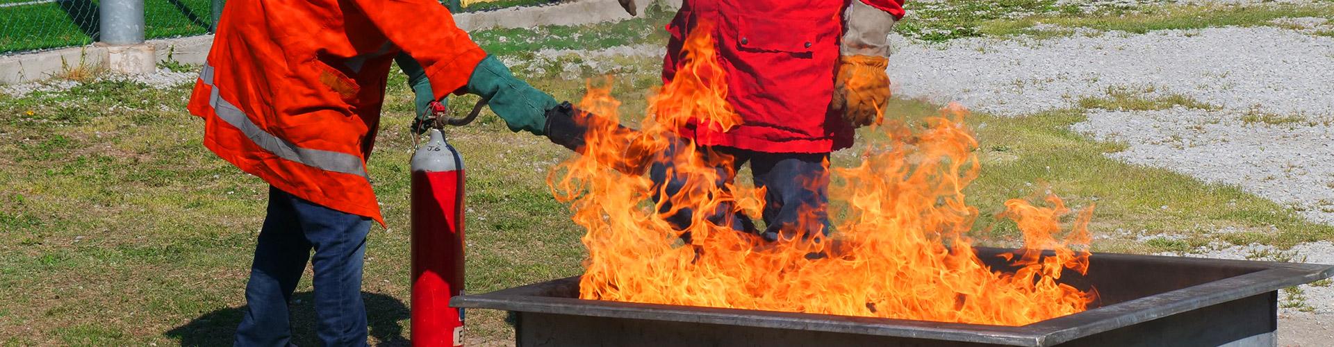Sicurezza antincendio – VRS corsi di formazione